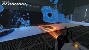Portal 2 in Motion - Trailer (Debut)