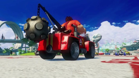 Sonic Racing Transformed - Trailer (Ralph reicht's)