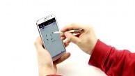 Samsung Galaxy Note 2 - Test