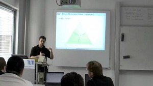 Martin Schanzenbach über das GNU Alternative Domain System (GADS)