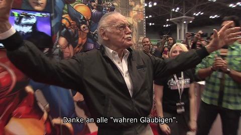 Stan Lee über Marvel Avengers Kampf um die Erde
