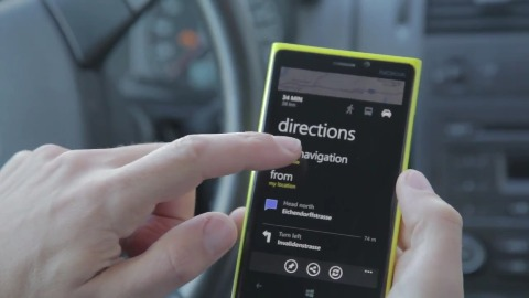 Nokia Maps 3.0 - Trailer