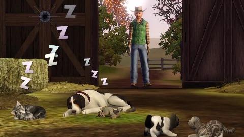 Die Sims 3 Jahreszeiten - Trailer (Launch)