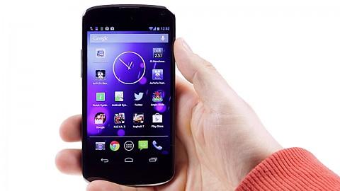 LG Nexus 4 - Test