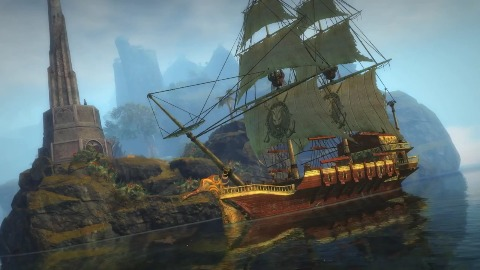 Guild Wars 2 The Lost Shores - Teaser