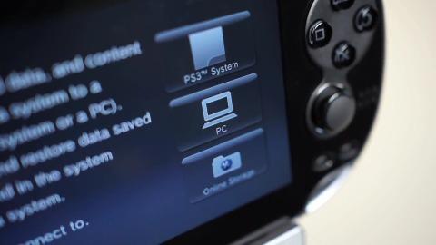 PS Vita v2.00 - Trailer