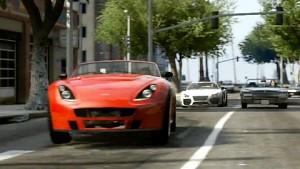 Grand Theft Auto 5 - zweiter Trailer (Gameplay)