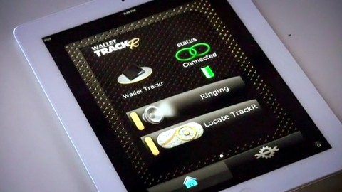 Wallet Trackr - Trailer