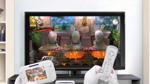 Rabbids Land für Wii U - Trailer (Launch)