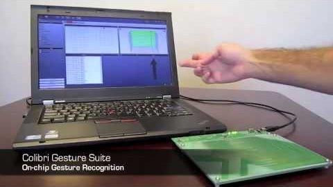 Gestic - 3D-Gestenerkennung ohne Kameras