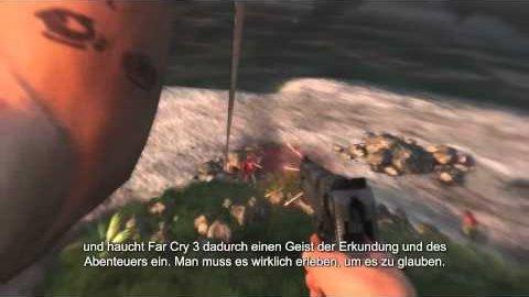 Far Cry 3 - Trailer (dynamische Spielwelt)