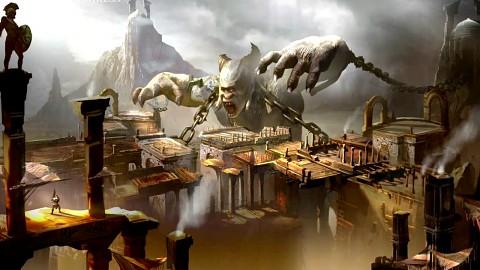God of War Ascension - Desert of Lost Souls (Teil 1)