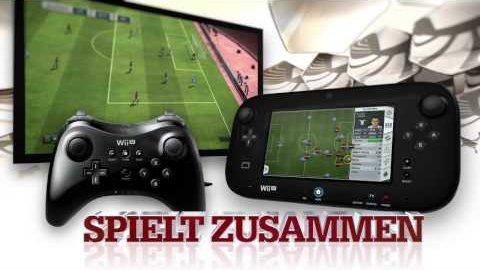 Fifa 13 für Wii U - Trailer (Gameplay)