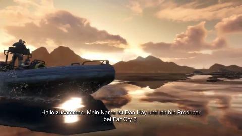 Far Cry 3 - Trailer (Taktiken, Waffen, Fertigkeiten)