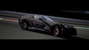 Gran Turismo 5 - Trailer (Corvette C7 Prototyp)