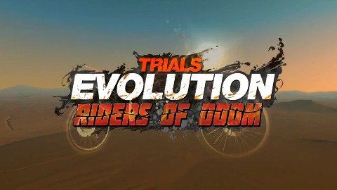 Trials Evolution - Trailer (Riders of Doom, DLC)