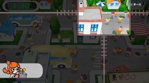 Satoru Iwata spielt Game and Wario (Wii U)