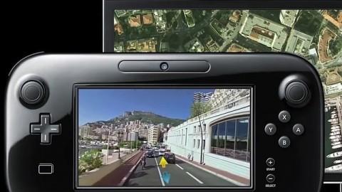 Panorama View und Google Maps auf der Wii U