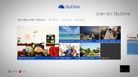 Skydrive auf der Xbox 360 - Trailer