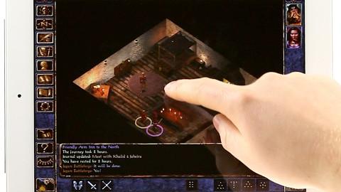 Baldur's Gate Enhanced Edition für iPad - Test-Fazit