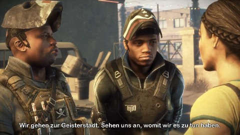 Army of Two The Devil's Cartell - Trailer (Gameplay)