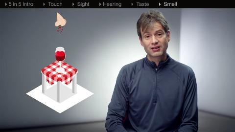 Five-in-Five - Computer kann riechen - IBM