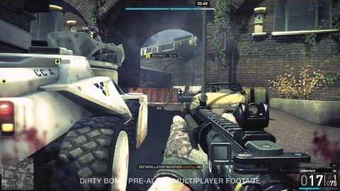 Dirty Bomb - Gameplay (Pre-Alpha)