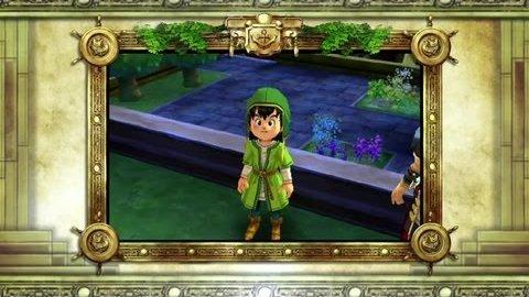 Dragon Quest 7 - Trailer (3DS)