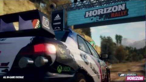 Forza Horizon - Trailer (Rallye-Expansion)