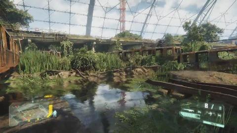 Crysis 3 - 6 Min. Gameplay-Demo (Fields, Teil 2)