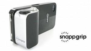 Snappgrip - Kameragriff für Smartphones