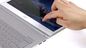 Eindrücke vom Acer Aspire S7