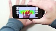 IR-Blue macht Smartphones zu Wärmebildkameras