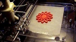 Plätzchen aus dem 3D-Drucker