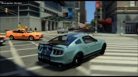 Icenhancer 2.5 für GTA 4 - Trailer (Alpha)