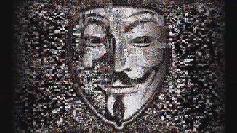 Anonymous blickt auf das Jahr 2012 zurück