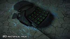 Razer Orbweaver - Trailer (Mechanical Gaming Keypad)