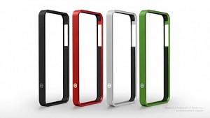 AL13 - der Alu-Bumper für das iPhone