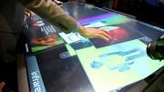 3M zeigt 84-Zoll-Touch-Tisch mit 4K-Display (CES 2013)