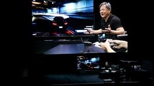 Nvidia Shield - Live Demo (CES 2013)