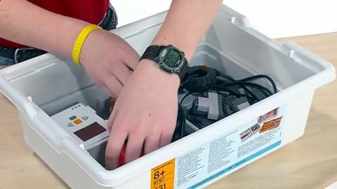 Lego Mindstorms Education EV3- Trailer