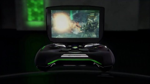 Nvidia Project Shield - Teaser (CES 2013)