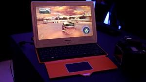 Dirt Showdown auf einem Tablet mit AMD-APU Temash