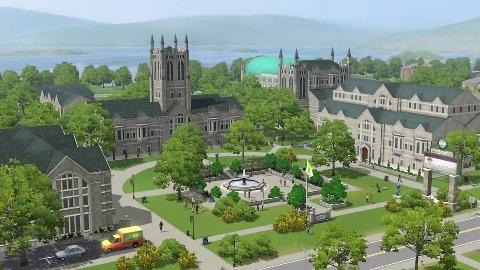 Die Sims 3 Wildes Studentenleben - Debut