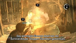 Tomb Raider - Crystal Dynamics zeigt Multiplayer
