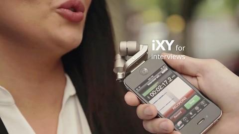 Rode iXY - iPhone und iPad werden Audiorekorder