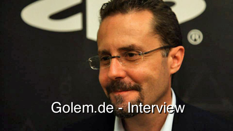Andrew House - Interview auf der E3 2010