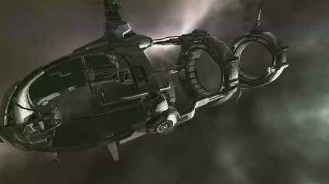Eve Online Gallente Stargate