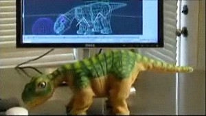 Roboter-Dino Pleo