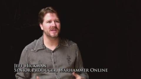 Warhammer Online - Dev-Podcast